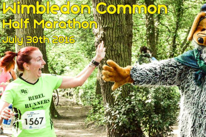 Wimbledon Common Half Marathon