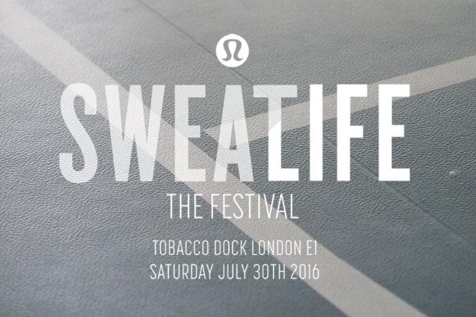 lululemon sweatlife festival