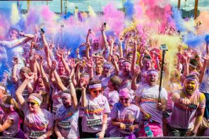 The Color Run competition