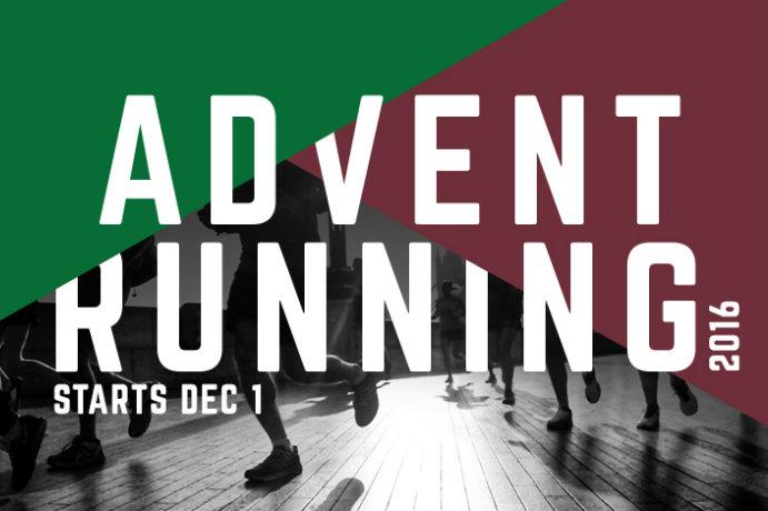 advent running