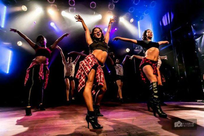 lululemon Beyonce dance class