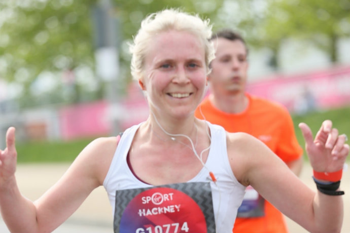 Rebecca Bryant hackney half review