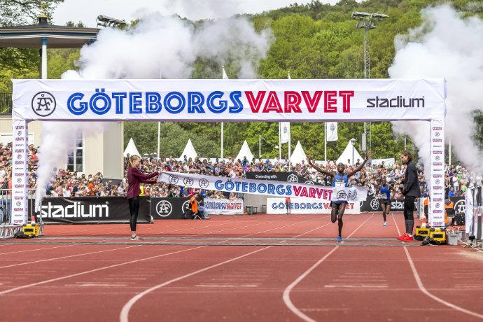 gothenburg half marathon winner