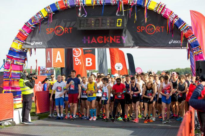 hackney half marathon 2017 start