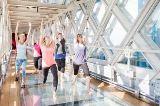 tower Bridge Yoga