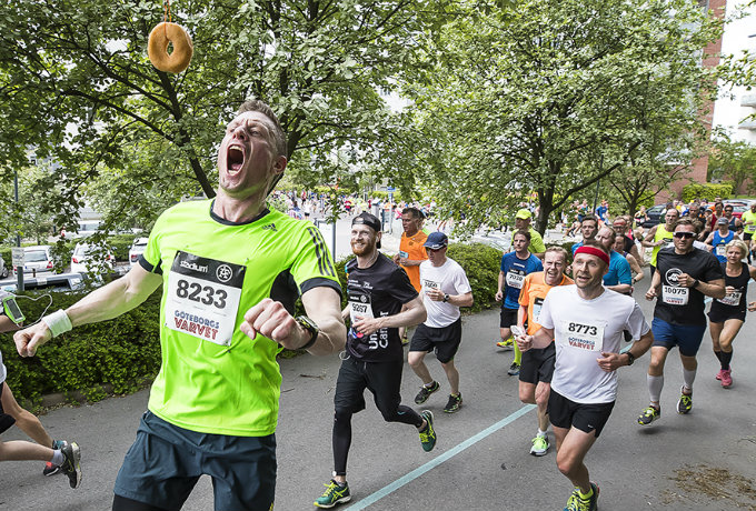 Gothenburg half marathon review