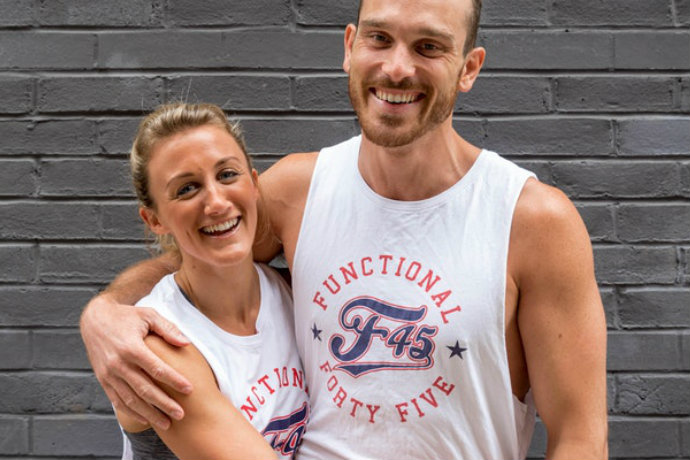 F45 Athletica September fitness