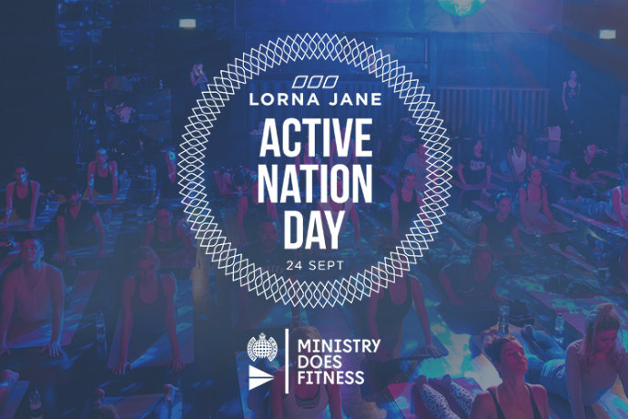 Lorna Jane Active Nation Day