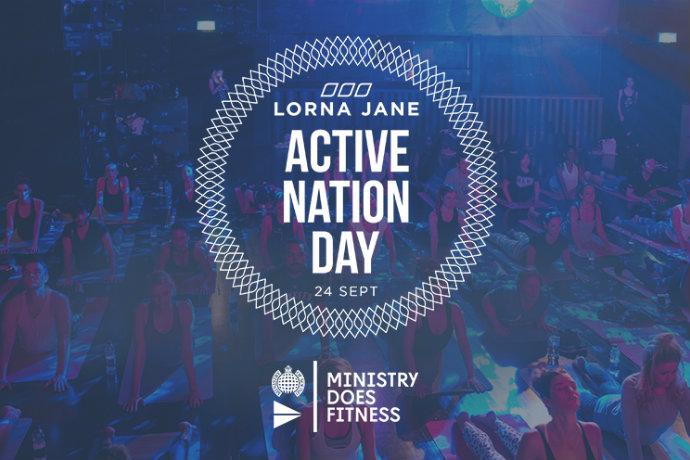 Lorna Jane Active Nation Day