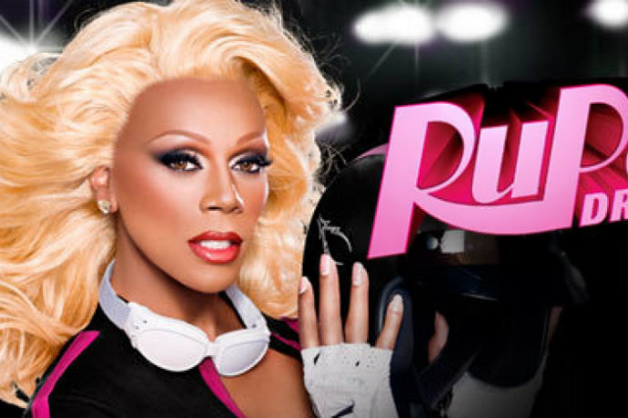 RUPAULS DRAG . RACE