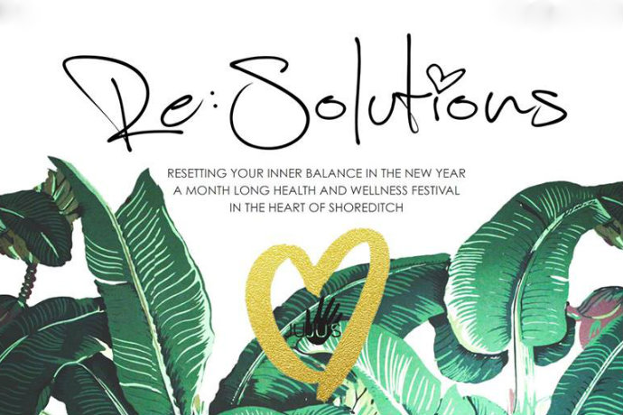 Juju's re-solutions festival