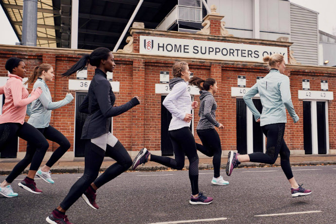 Adidas City Run fulham