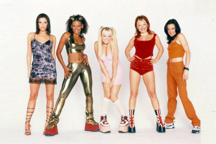 spice girls workshop Frame
