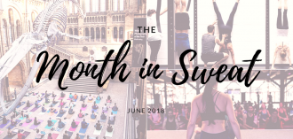 The Month in Sweat June fitness events