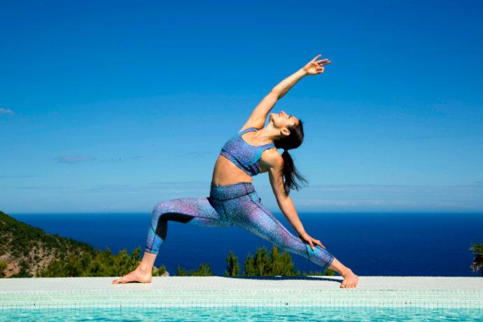 Good Yoga Life at the Hoxton