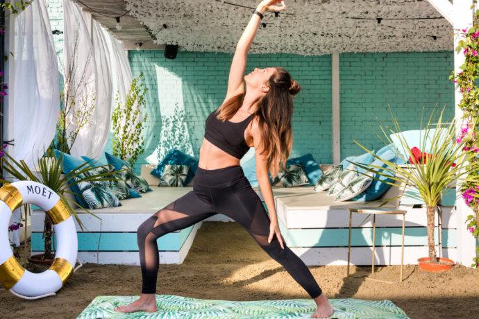 Yoga at Neverland