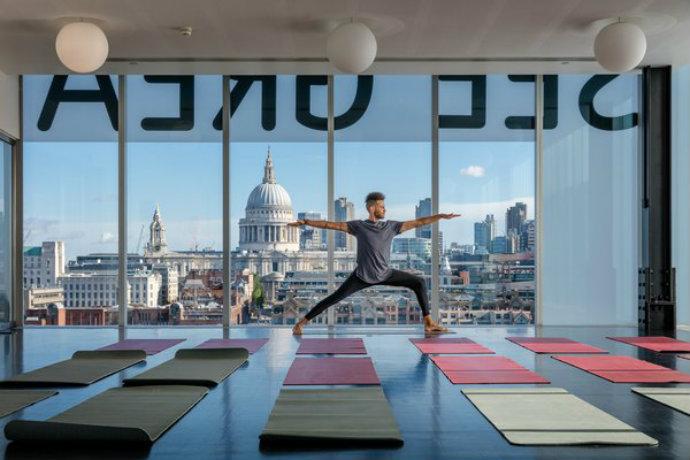 yoga brunch tate modern dan weill photography-8