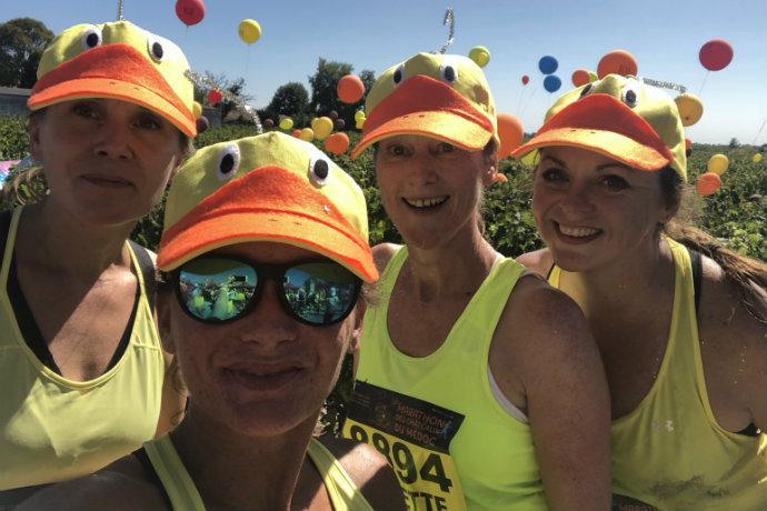 Marathon du Medoc 2018