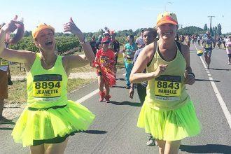 Marathon du Medoc review