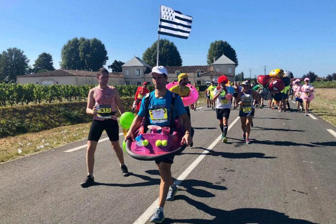 Marathon du medoc race