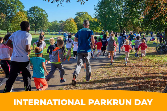 International parkrun day