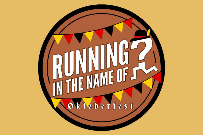 Running in the name of