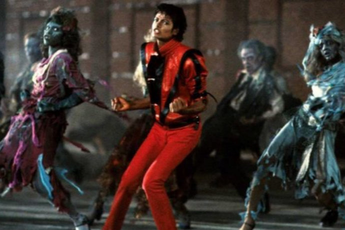 Thriller drink shop do