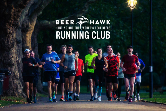 beer hawk running club