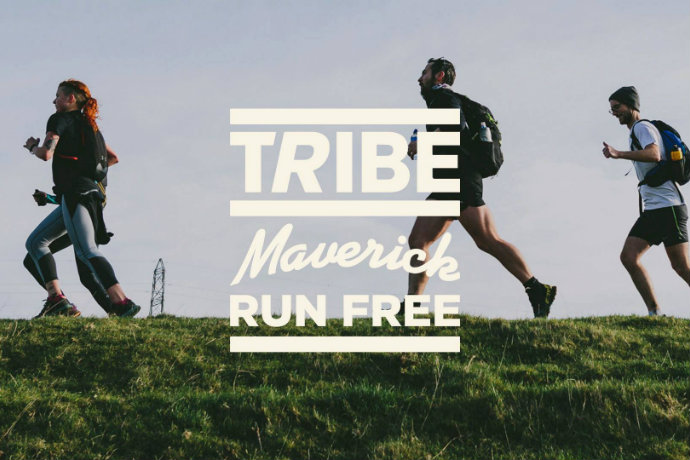 tribe maverick run free