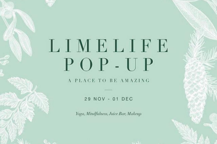 limelife pop up