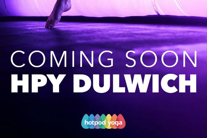 hotpod yoga dulwich