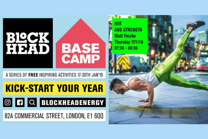Blockhead basecamp