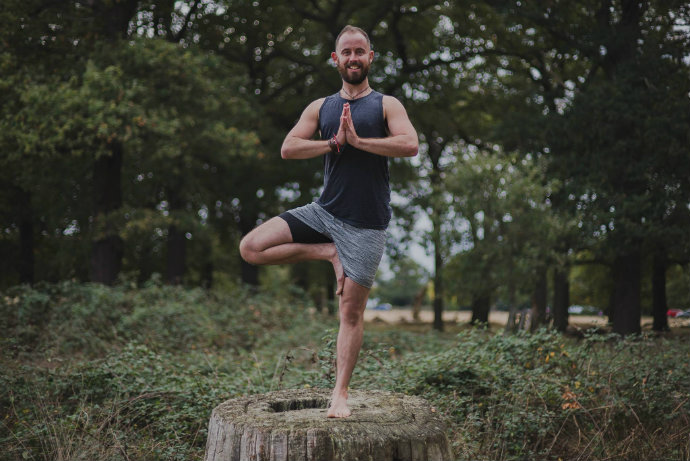 Yoga for runners and cyclists with Matt Mulcahy