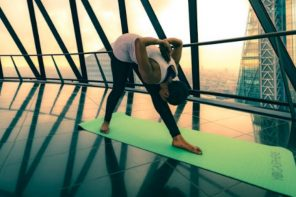 Yogasphere January fitness events