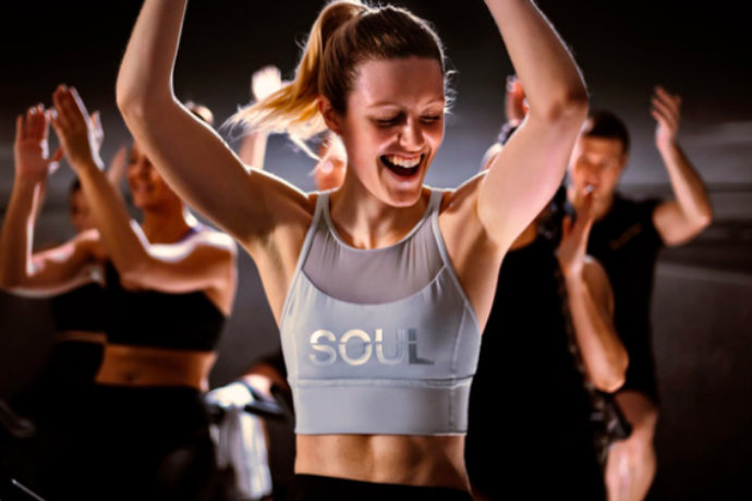 Soulcycle new London studio