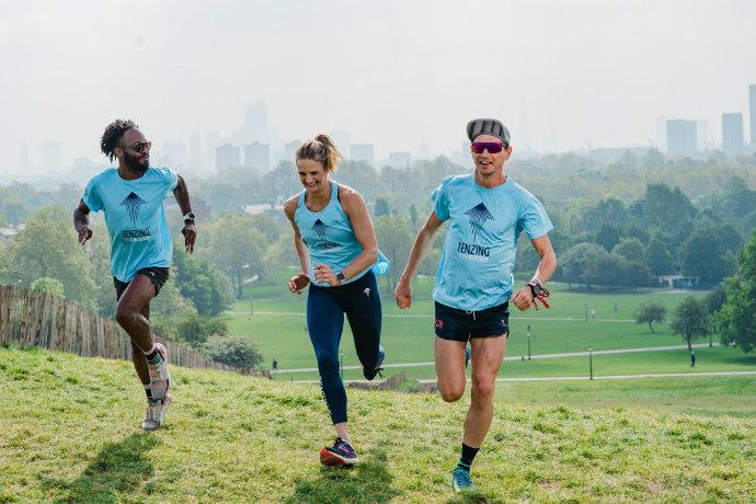 Tenzing Trailblazer run club