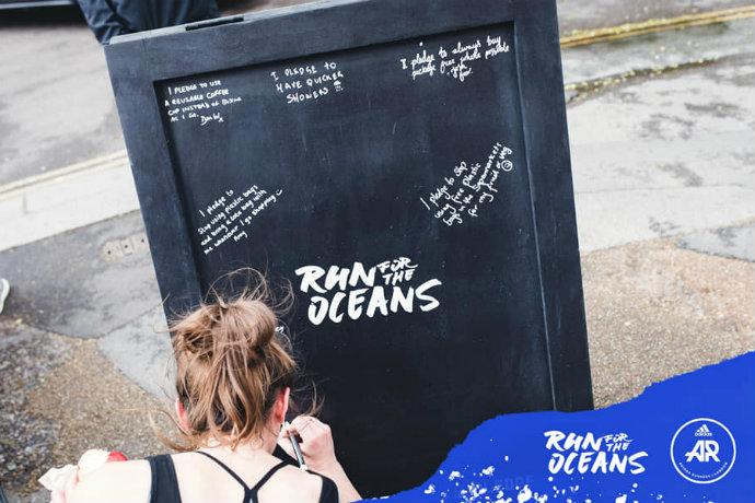 Adidas Run for the Oceans run