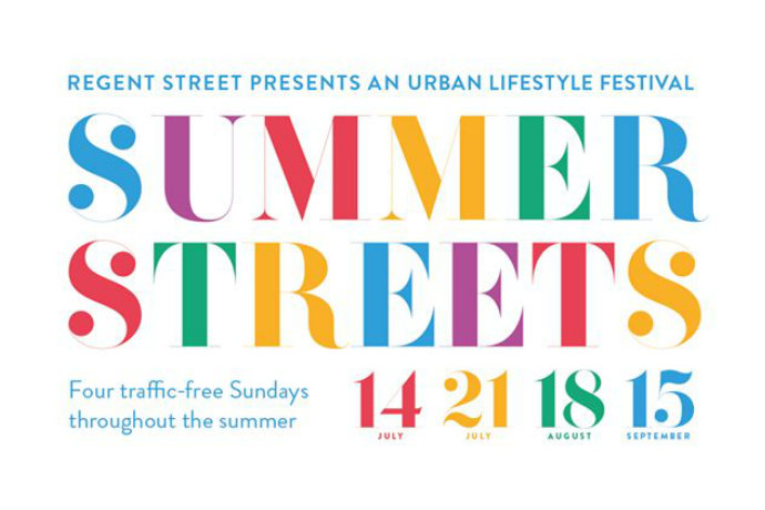 Regents Street Summer Festival