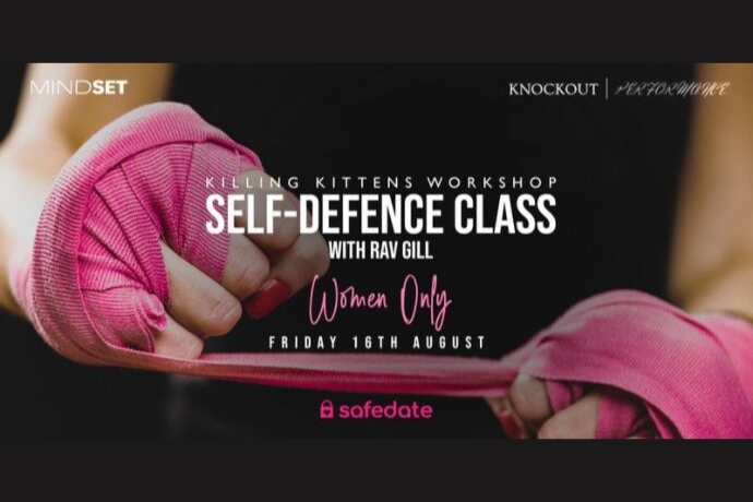 Killing kittens self defence workshop