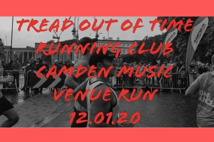 Tread out of time running club