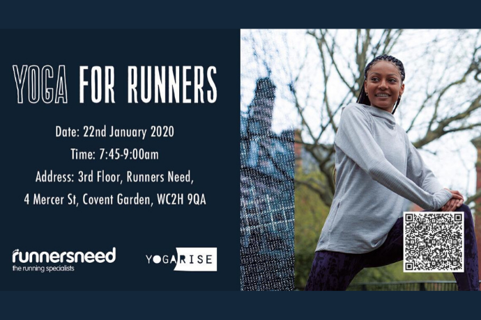 Runners Need yoga for runners