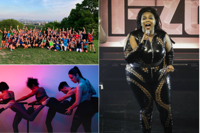 January fitness events London